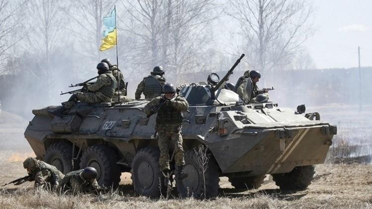 بوشكوف: واشنطن وكييف تريدان حلا عسكريا للنزاع الأوكراني