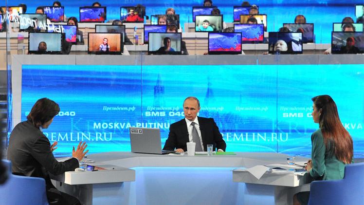 بوتين: روسيا تجاوزت ذروة الصعوبات الاقتصادية