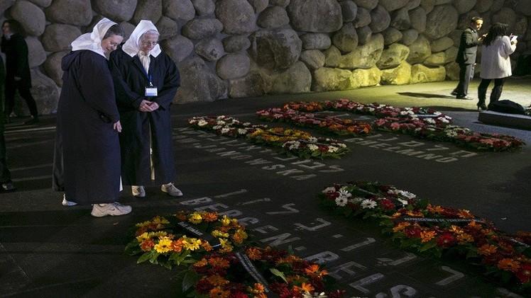 الإسرائيليون يحيون الذكرى الـ70 لضحايا المحرقة اليهودية