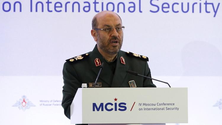 وزير الدفاع الإيراني: السعودية لن تنجح في عمليتها العسكرية في اليمن