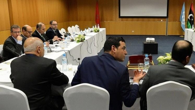 جولة الحوار الليبي الرابعة تستمر في المغرب رغم تجدد إطلاق النار