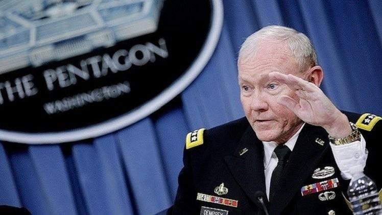 ديمبسي: الخيارات العسكرية ضد إيران لم تتغير