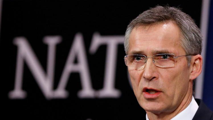 ستولتنبرغ: اتفاقات مينسك أفضل أساس لتسوية الأزمة الأوكرانية سلميا