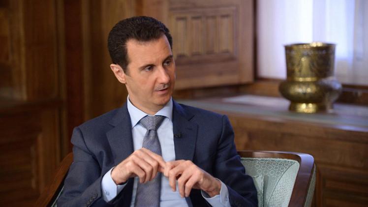 الأسد: تركيا قوضت خطة وقف القتال بحلب.. ومشاورات موسكو المقبلة واعدة