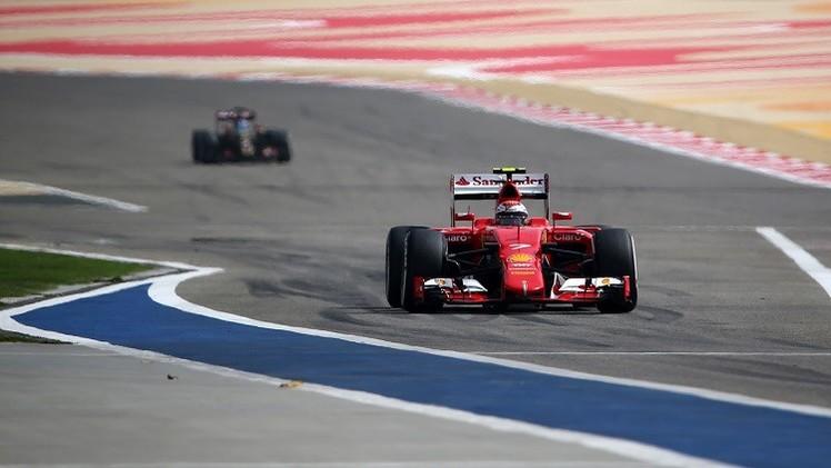 فيراري يهيمن على التجارب الحرة الأولى لسباق جائزة البحرين الكبرى