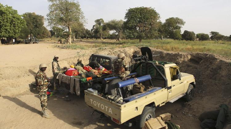 بوكو حرام تذبح 12 شخصا شمال شرق نيجيريا