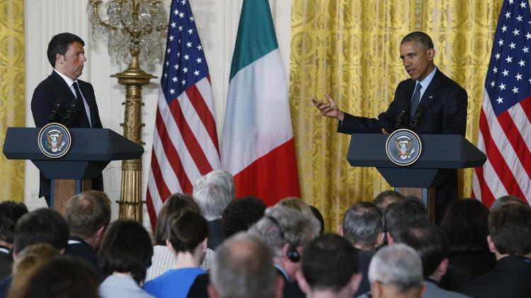 أوباما: دول خليجية تلهب نيران الصراع في ليبيا