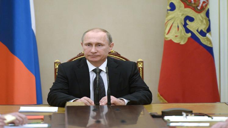 بوتين: روسيا لا تركب الموجة وتمارس سياسة دولية مستقلة