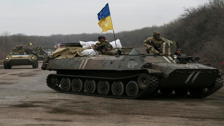 كندا ترسل أسلحة غير فتاكة لأوكرانيا
