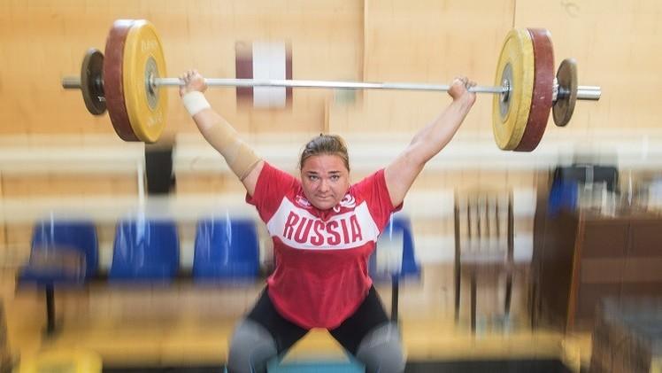 الرباعة الروسية كاشيرينا بطلة لأوروبا للمرة السادسة
