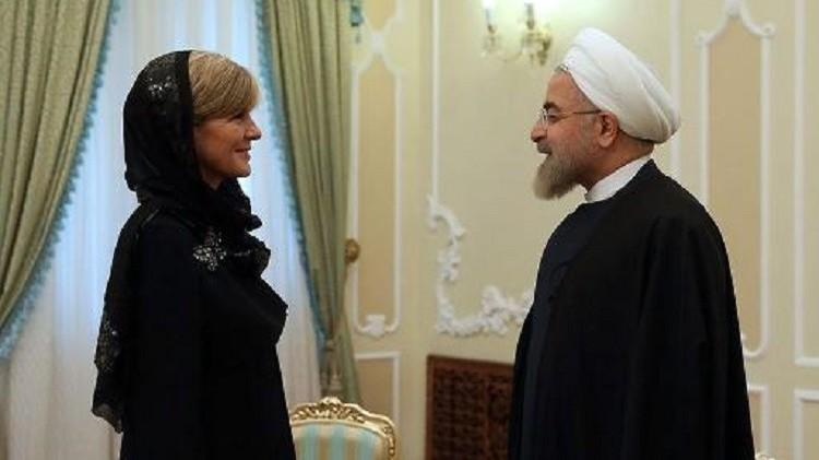 استراليا تثمن الدعم الإيراني للعراق في الحرب ضد