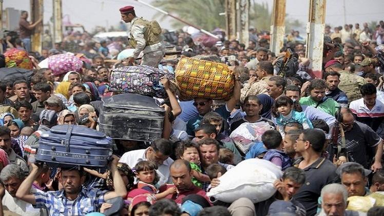 الأمم المتحدة: نزوح أكثر من 90 ألف شخص من الأنبار جراء المعارك