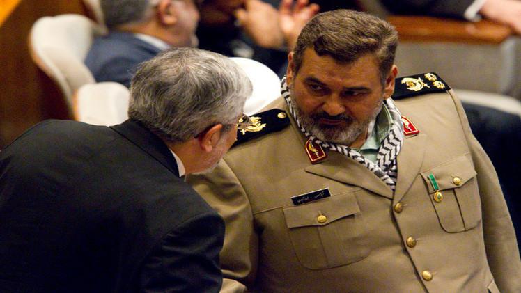 إيران تتهم الولايات المتحدة بتسليح وتمويل
