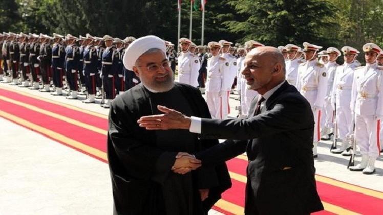 طهران وكابل تتفقان على التعاون لمكافحة الإرهاب والتطرف والمخدرات