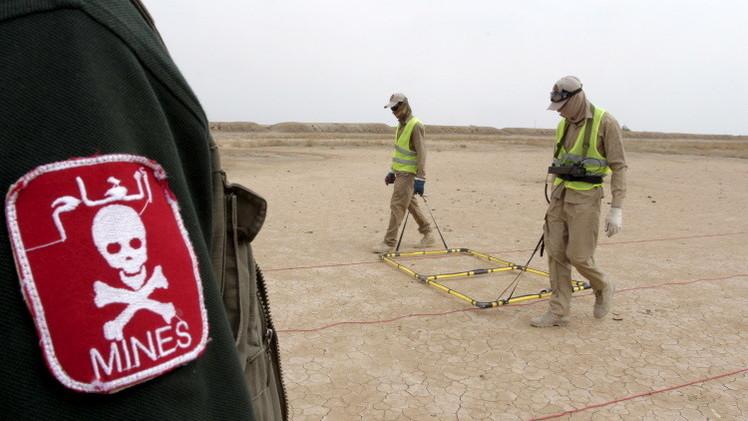 اختطاف 19 خبيرا في نزع الألغام في أفغانستان