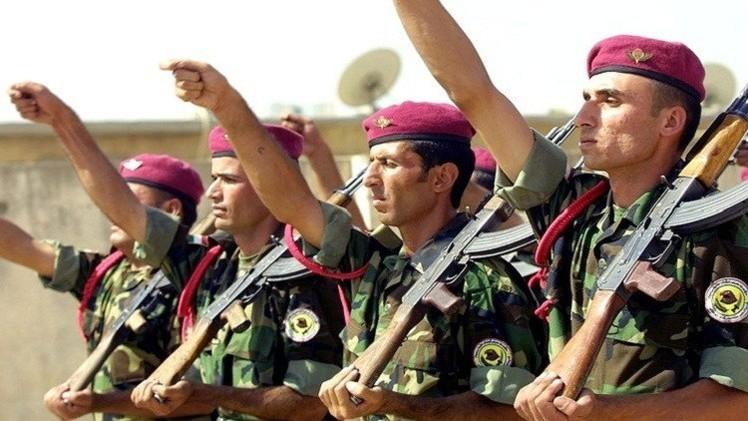 قوات البيشمركة توسع المنطقة العازلة حول كركوك