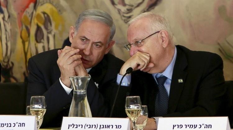 الرئيس الإسرائيلي يمنح نتنياهو مهلة أسبوعين لتشكيل حكومة جديدة