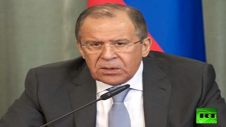 لافروف: اتفاقات مينسك لا تنفذ بسبب سلوك كييف