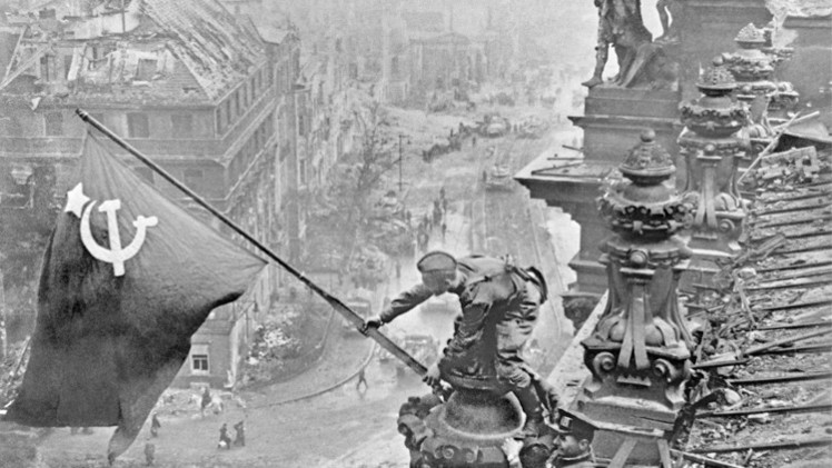المرحلة الختامية في الحرب الوطنية العظمى (عام 1945)