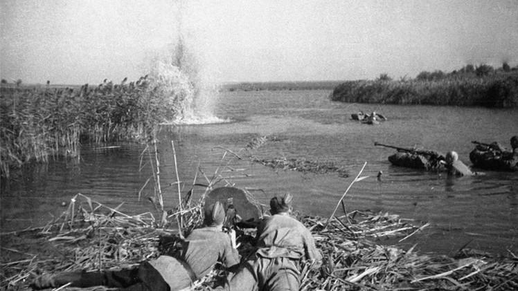 مرحلة الهجوم  وتحرير الأراضي السوفيتية (فبراير عام 1943 - نوفمبر عام 1943)
