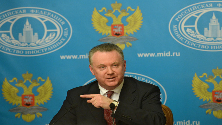 الخارجية الروسية: رد فعل أوسلو على زيارة روغوزين الى سبيتسبيرغن سخيف