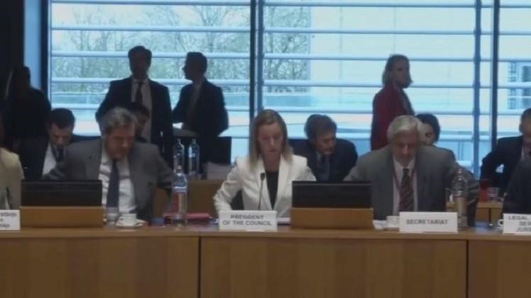 الاتحاد الأوروبي يوصي الدول الأعضاء بتوسيع عمليات البحث في المتوسط
