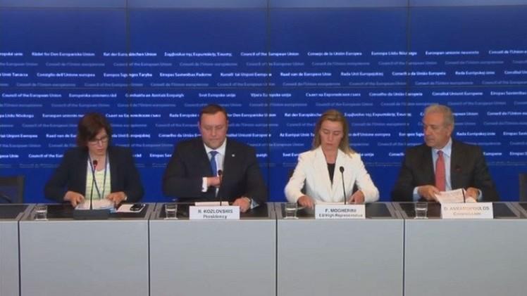 الاتحاد الأوروبي يطالب الحوثيين وأنصار صالح بوقف العنف