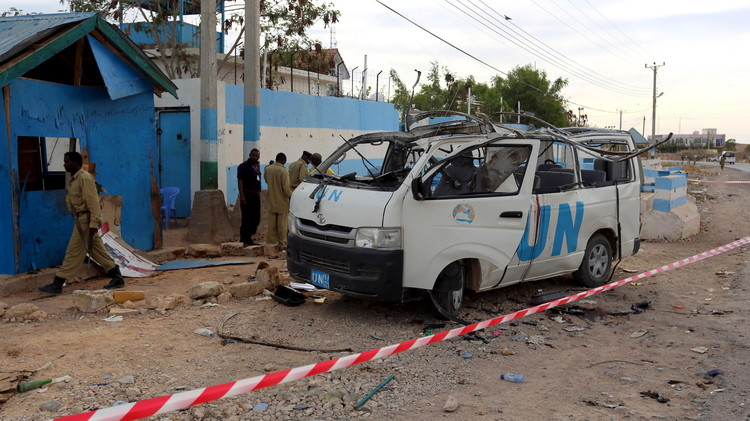 الصومال.. مقتل 6 موظفين أمميين بهجوم نفذته