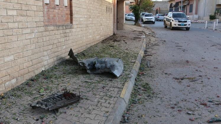 داعش ليبيا يتبنى  تفجير عبوات ناسفة أمام السفارة الإسبانية بطرابلس