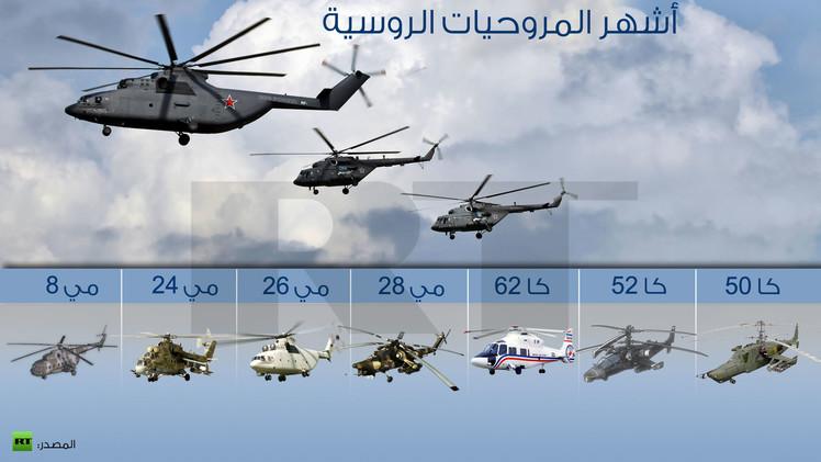 المروحيتان