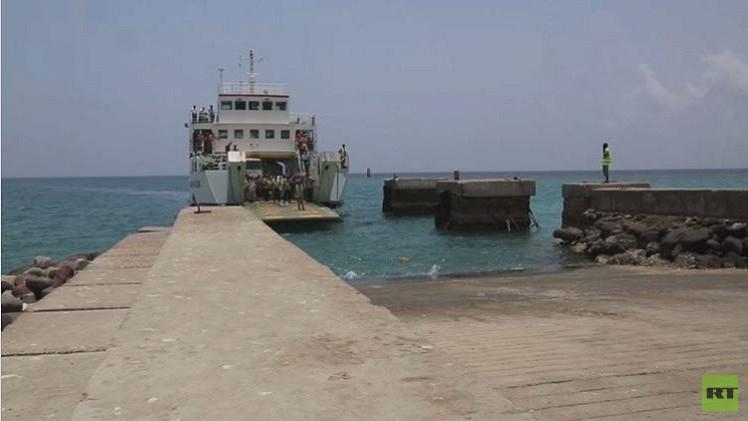 جيبوتي.. وصول نازحين يمنيين إلى مخيم أوبوك