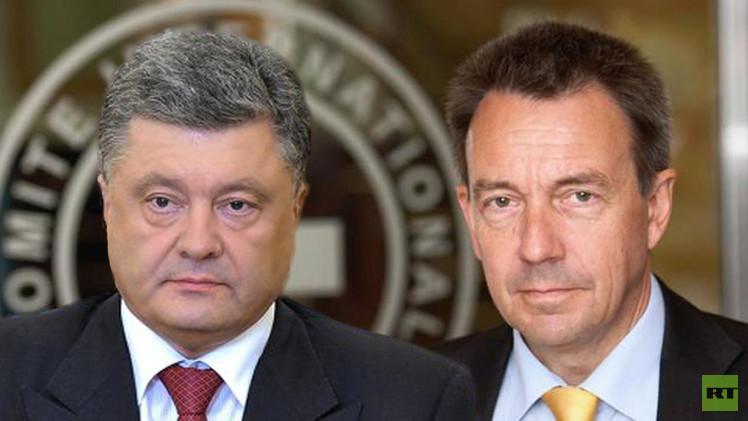 الصليب الأحمر: على أوكرانيا تسهيل عمليات نقل المساعدات للمحتاجين