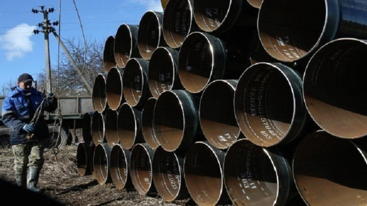 موسكو وأثينا توقعان قريبا مذكرة تفاهم لبناء خط أنابيب لنقل الغاز الروسي إلى أوروبا