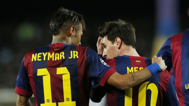 برشلونة ينهي أحلام سان جيرمان ويصعد للمربع الذهبي