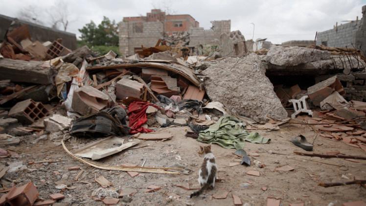 مقتل 5 مسلحين بغارة طائرات من دون طيار جنوب اليمن