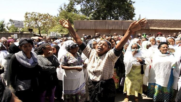 مواجهات بين الشرطة ومتظاهرين في أديس أبابا