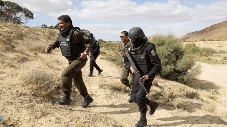 مقتل جندي تونسي في تبادل إطلاق نار مع إرهابيين