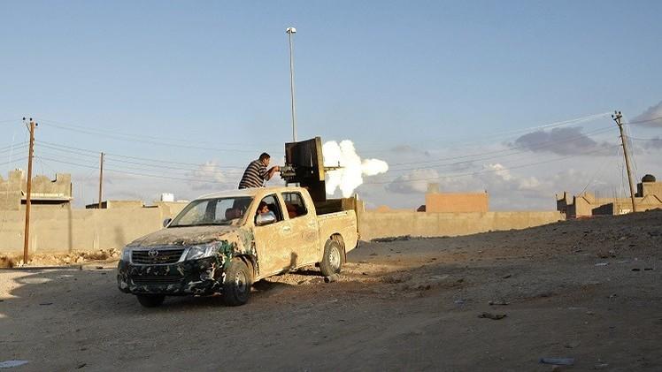 الجيش يسيطر على مدينة الزهراء جنوبي طرابلس