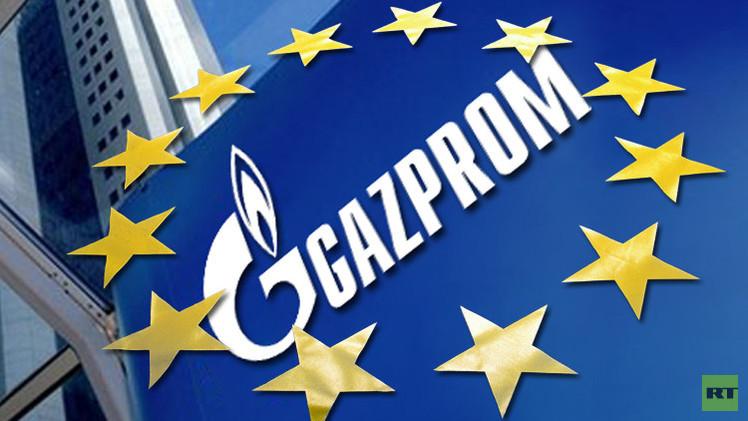 غازبروم تنفي اتهامات المفوضية الأوروبية بحقها في قضية الاحتكار