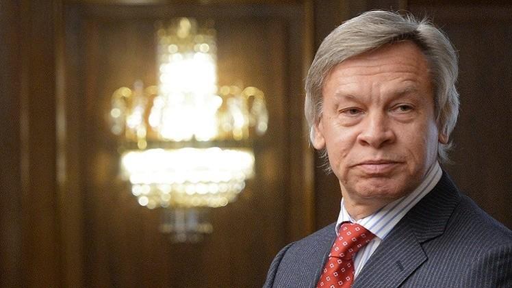 بوشكوف: نعول على تحرك الاتحاد الأوروبي نحو الحوار مع روسيا