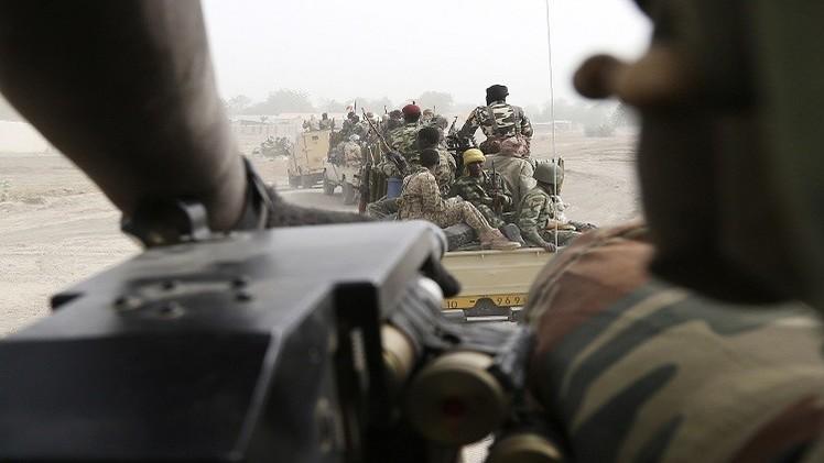الألغام تفرض على القوات النيجيرية الانسحاب من غابة سامبيسا