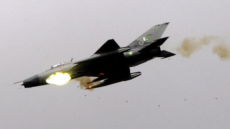 20 قتيلا من مسلحي طالبان بقصف للطيران الباكستاني