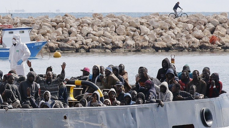 حكومة طرابلس تطالب بإشراكها في معالجة الهجرة إلى أوروبا