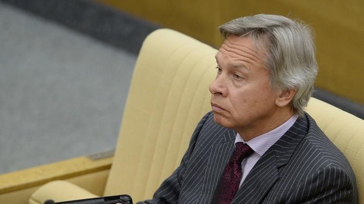 بوشكوف: الأزمة الحادة بين روسيا وأوروبا أصبحت من الماضي