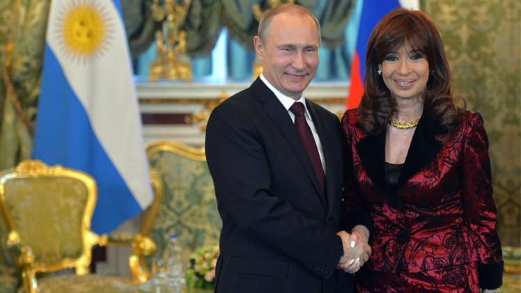 روسيا والأرجنتين تناقشان سبل زيادة الاستثمارات والتبادل التجاري بينهما