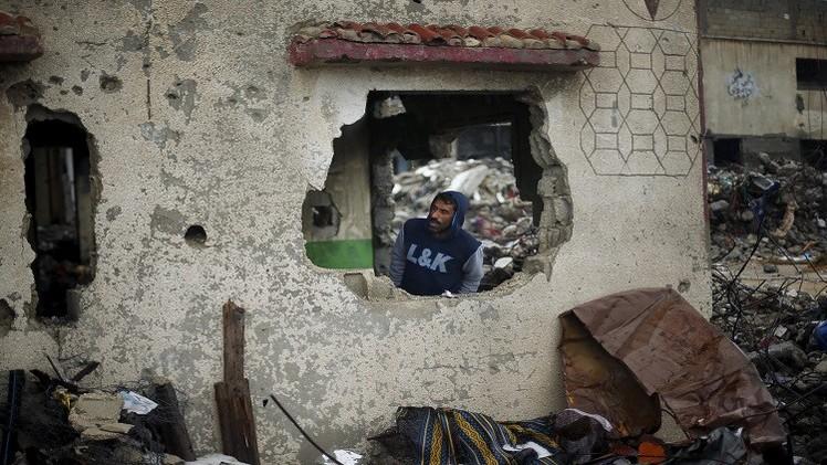 الأونروا: لم توضع لبنة واحدة في غزة منذ وقف الاجتياح الإسرائيلي