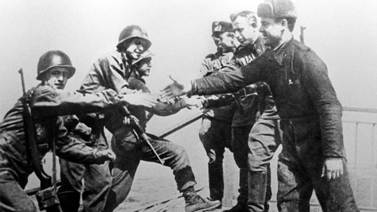 روسيا والولايات المتحدة- نظرة إلىعام 1945