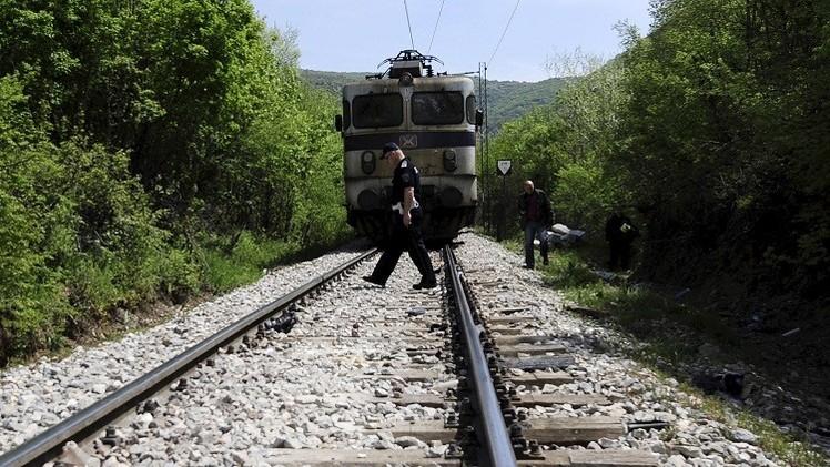 مقدونيا.. مقتل 14 مهاجرا سريا دهسا بقطار