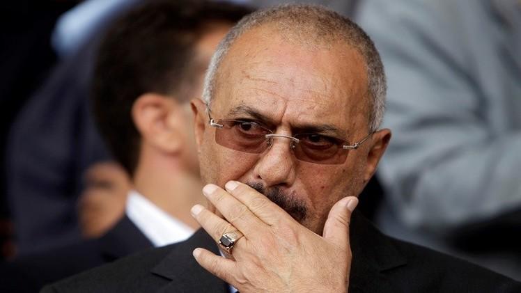 علي عبد الله صالح يدعو للحوار السياسي في اليمن لإنهاء الحرب