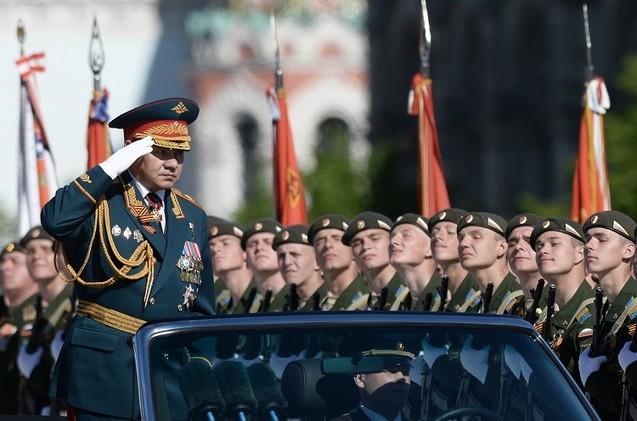 شويغو: روسيا ستشهد أضخم عرض عسكري في تاريخها